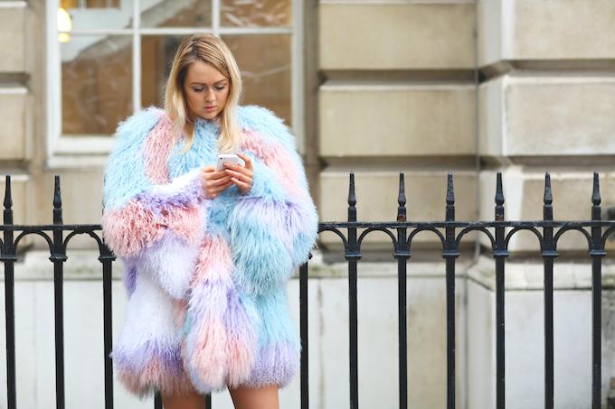 Daisy Keens at London Fashion Week-3 copy