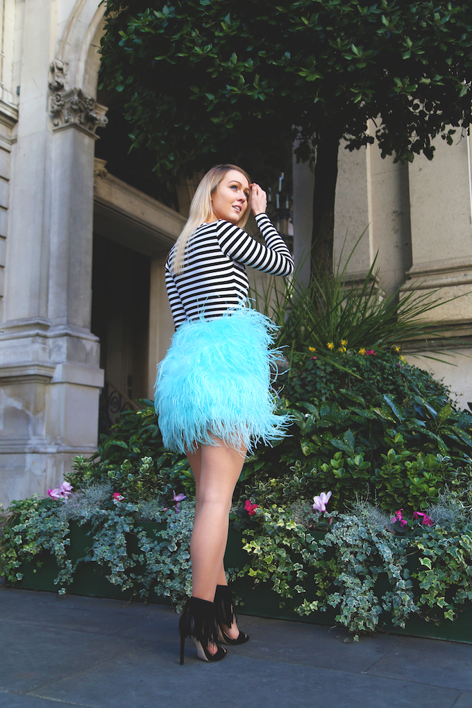 topshop_feather_blue_skirt_missguided_strip_body_zara_fringed_heels_pie_and_fash