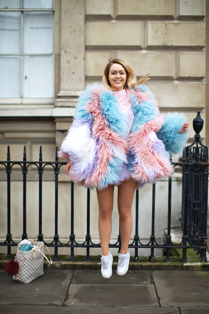 London Fashion Week Street Style February 2015 Pie Fash