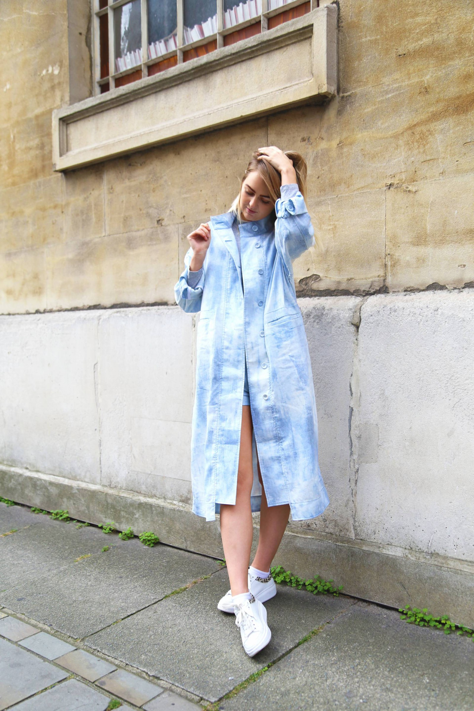 asos_white_cloud_print_co-ord_two_piece_runner_shorts_duster_coat_pie_and_fash_blog